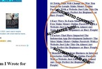 Thumbnail Automated Content and Ad Placement PHP Script